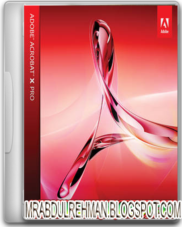 Adobe Acrobat X Pro with Patch Free Download Full Version