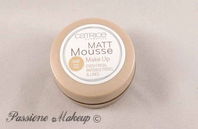 catrice matt mousse make up