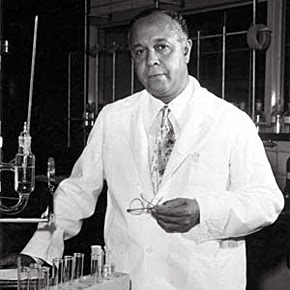 percy julian and the use of Percy julian invented the fire extinguisher, aero-foam it was extensively used during world war ii, and was referred to as the united states navy's bean soup julian was an african-american doctor, civil rights advocate, academic, scientist and a leading figure in chemistry his research about.
