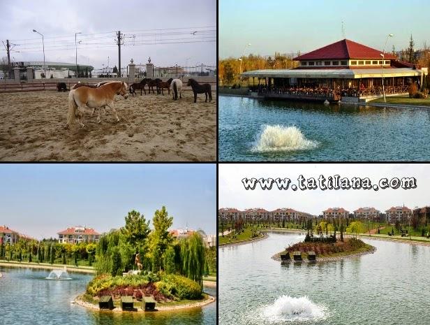 Eskişehir Kentpark Gölet