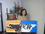 Queens Chronicle: Jamaica Artist Paints From Feeling