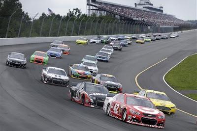 NASCAR - Axalta 400 2015 live stream