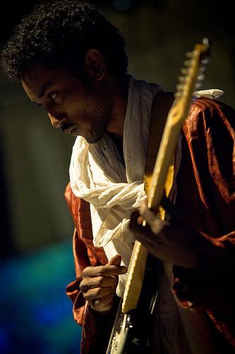 música, rock, tuareg, Bombino