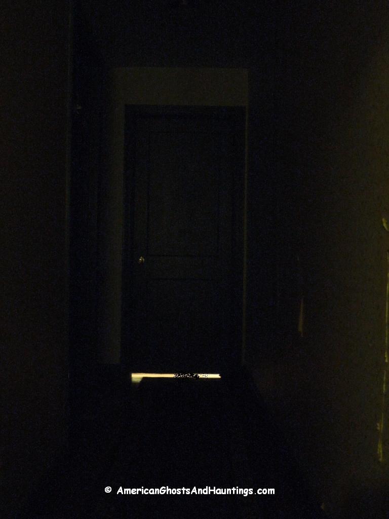 Ghosts of Delaware County Dark Shadows Under the Door