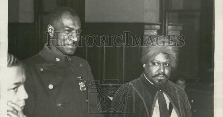 sultan knish sufi abdul hamid the black hitler of harlem