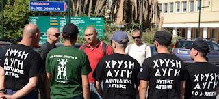 Η φασιστική οργάνωση Χρυσή Αυγή προτείνει ''στείρωσις και ευθανασία'' των ατόμων με ειδικές ανάγκες