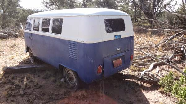 1963 Type 2 Kombi   vw bus wagon