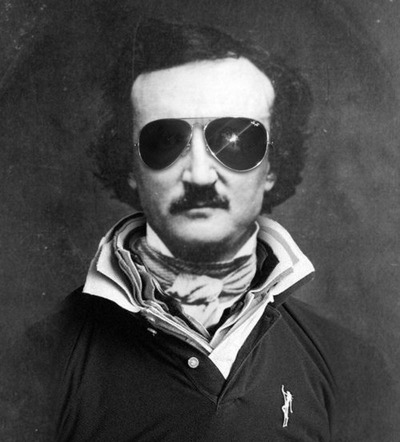 Sexy Image on Edgar Allan Bro Big Birthday Week Round These Parts It S Jan 19 So Let