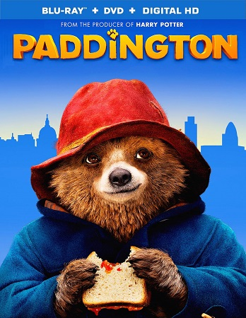 Poster Of Paddington 2014 English 300MB BRRip 480p ESubs Free Download Watch Online