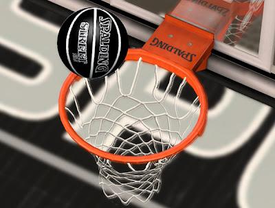 NBA 2K13 Spalding NBA Street Ball Mod
