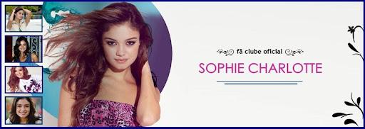 .::Fã Clube Sophie Charlotte::. Há 02 ANOS, sua melhor fonte de informações da Sophie Charlotte