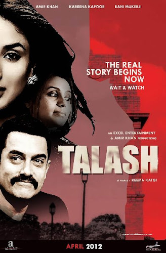 Talaash (2012) Movie Poster