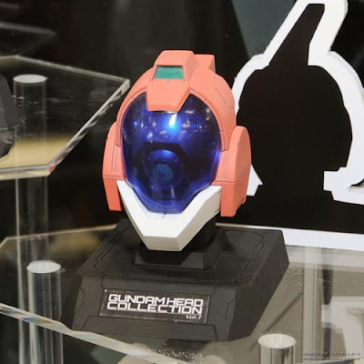 Masucole Gundam Head Collection Vol.1