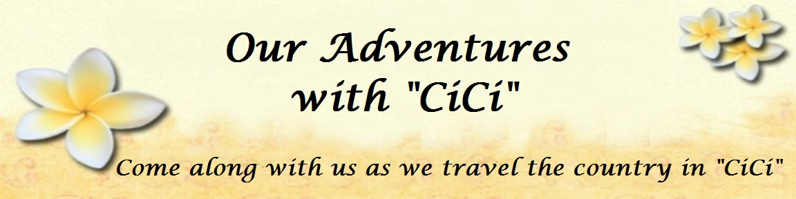 "Our Adventures with ""CiCi"""