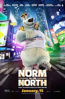 Norm y los invencibles / Norman del norte (2016) Online