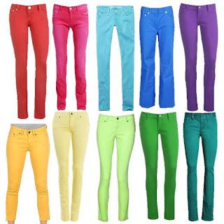 Tendência: Calças Coloridas (Color Pants) estão super em alta e na moda
