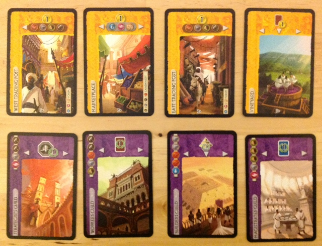 The Critical Boardgamer: 7 Wonders Review