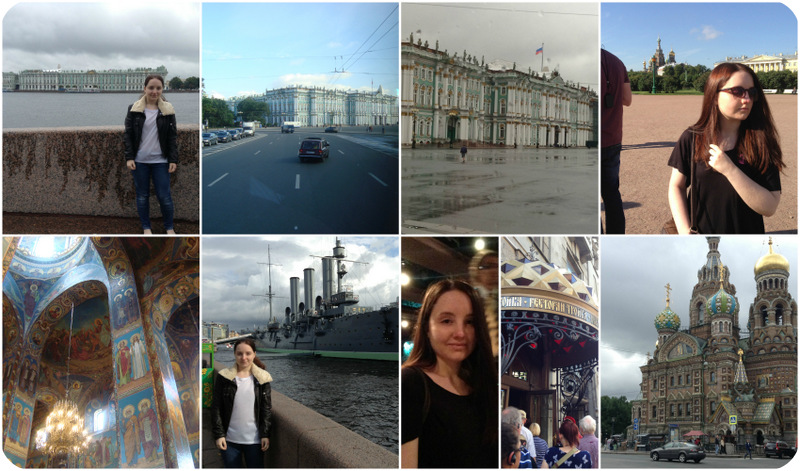 Holiday Photo Diary: Saint Petersburg, Russia
