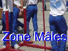 Zone Mâles