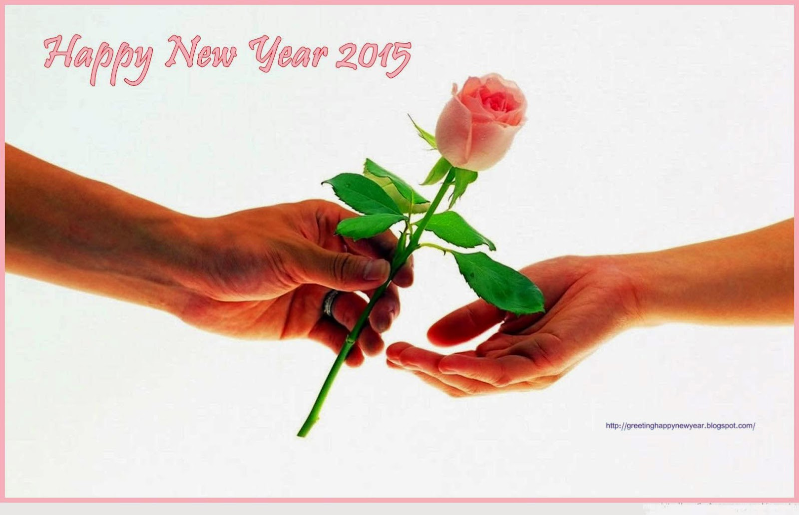 Happy New Year 2015 HD Cards For Friends
