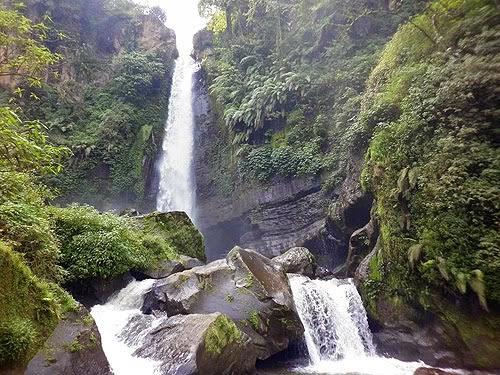 Coban Rondo Water Fall - Malang - East Java