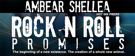 BOOK BLITZ: Rock n Roll Promises by AmBear Shellea