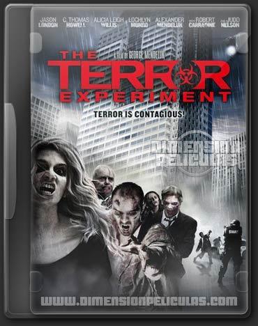The Terror Experiment (BRRip HD 720p Inglés Subtitulado)
