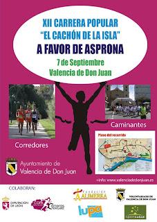 carrera del cachon valencia de don juan 2013
