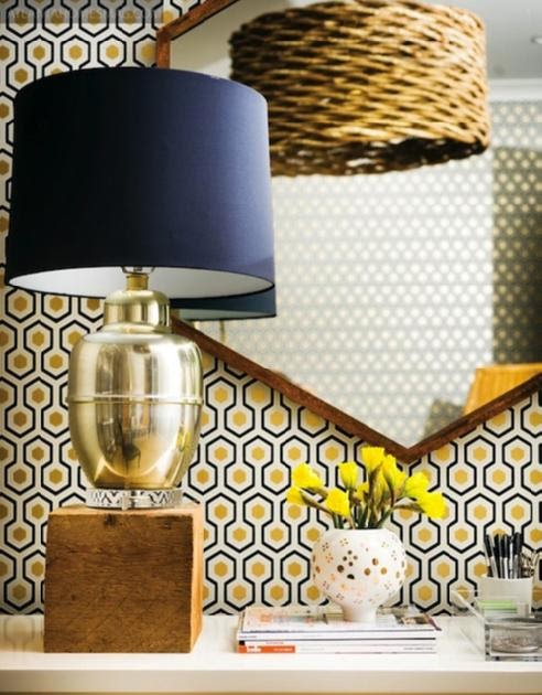 Modern Palm Boutique: Loving Hexagon by David Hicks