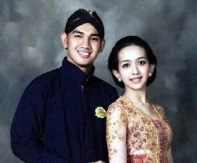 Foto pernikahan putri Sultan Jogja