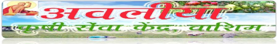 ..:: Online Awaliya Krushi Seva Kendra Washim::..