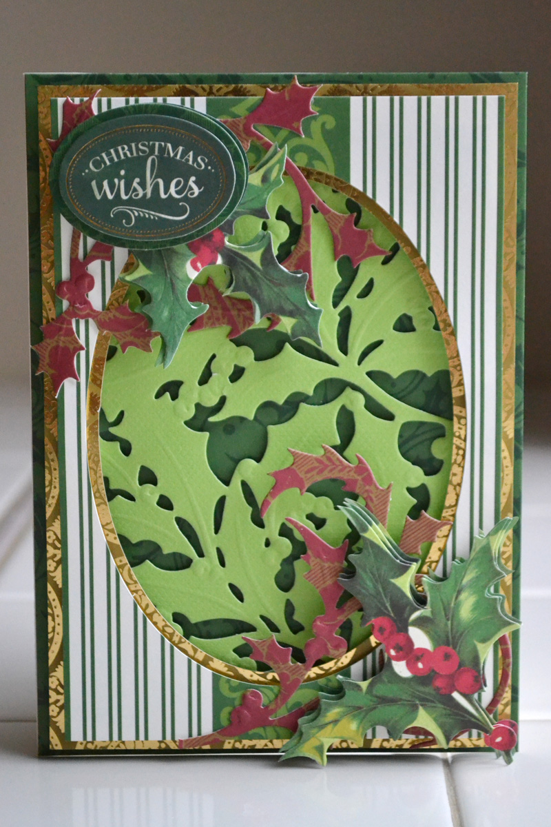 Aly Dosdall Crafty Christmas Countdown Day 23