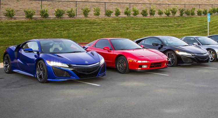 10+3 Alternatives To Acura's 2017 NSX At $160k [w/Poll]