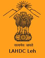 Ladakh Autonomous Hill Development Council Leh, LAHDC Leh, Jammu & Kashmir, Graduation, Patwari,  Lahdc leh logo