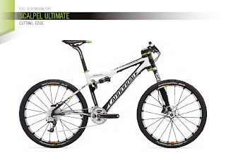 Gamme Cannondale 2012