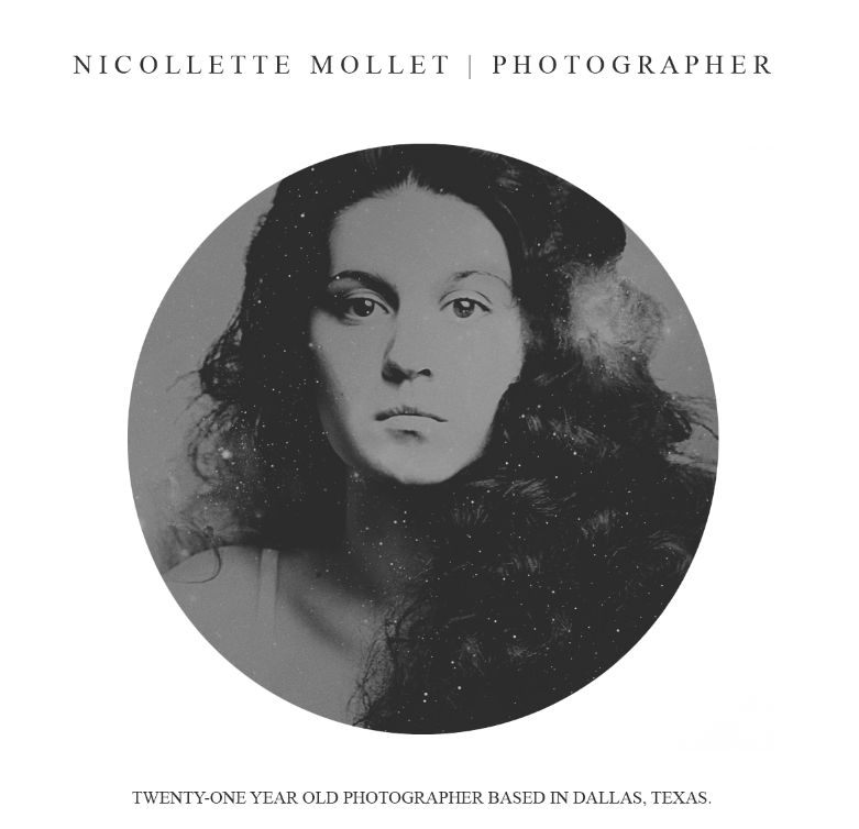 NICOLLETTE MOLLET | PHOTOGRAPHER