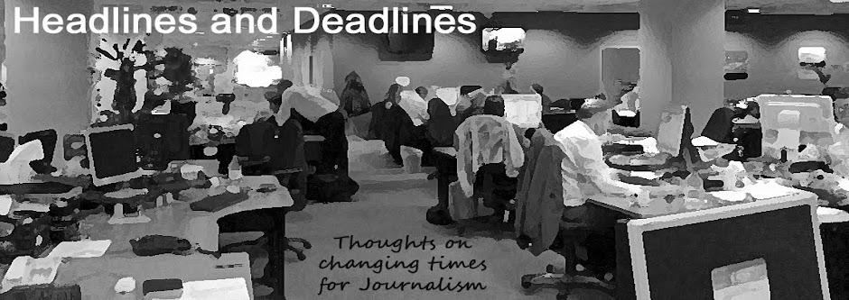 Headlines and Deadlines: An unnecessary parting shot