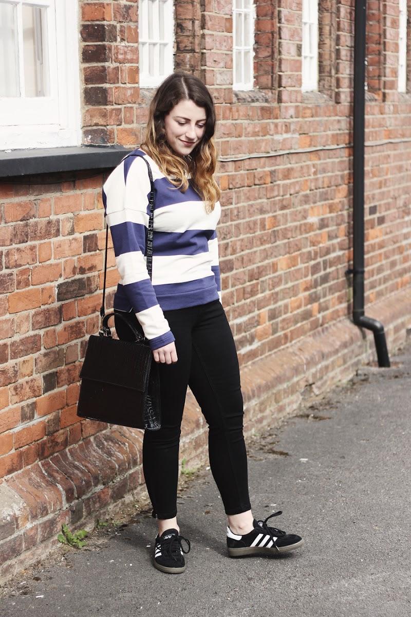 Oasis Isabella jeans black