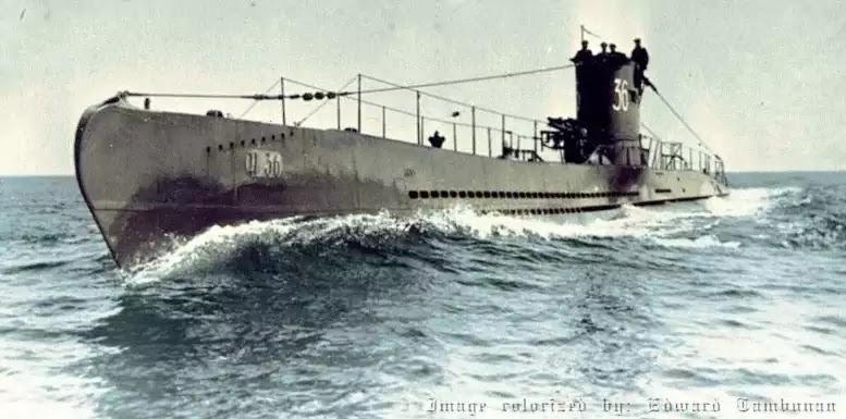Ανακάλυψαν υποβρύχιο φάντασμα του Δευτέρου Παγκοσμίου Πολέμου (Video)
