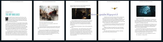 Anteprime dai nuovi e-book, HP e la Pietra Filosofale