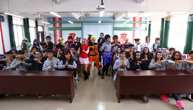 Naruto Manga Finale: Fans recreate Chunin Exams