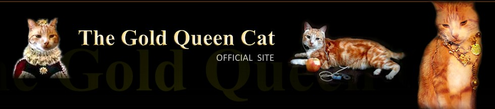 The Gold Queen Cat