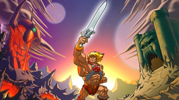 Download He-Man: The Most Powerful Game v1.0.3 Apk + Data Free [Unlimited Crystals]