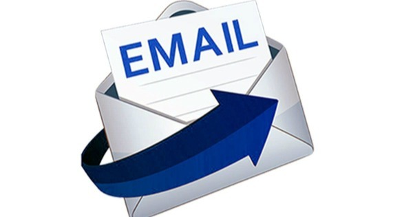 Mande um e-mail