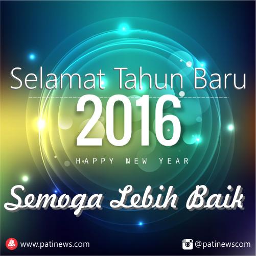 Kumpulan DP BBM Selamat Tahun Baru 2016