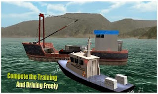 Screenshots of the Vessel Self Driving (HK Ship) for Android tablet, phone.