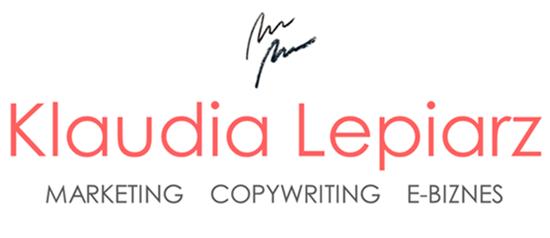 Klaudia Lepiarz - Marketing, Copywriting, E-biznes