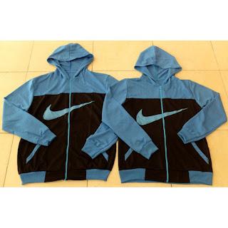 Jual Jacket Nike 3W Murah di Jakarta Bahan Babyterry Terbaru