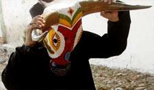 Danza Torito del Carnaval de Barranquilla