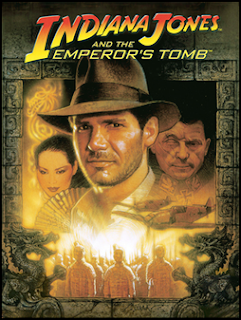 Indiana Jones: and the Emperor's Tomb